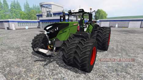 Fendt 1000 Vario for Farming Simulator 2015