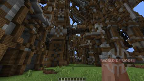 Two Cathedrals for Minecraft