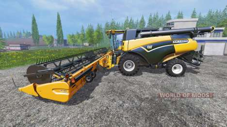 Caterpillar Lexion 590R for Farming Simulator 2015