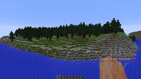 Pine Forest for Minecraft