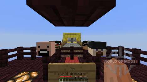 Creeper Run for Minecraft