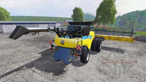 New Holland CR10.90 [multifruit] for Farming Simulator 2015