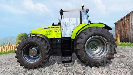 Massey Ferguson 7622 green for Farming Simulator 2015