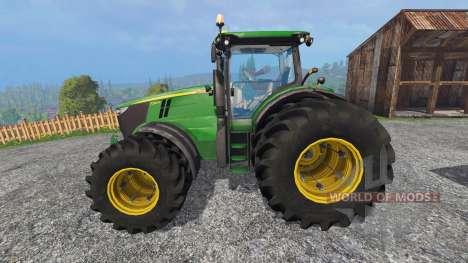 John Deere 7280R for Farming Simulator 2015