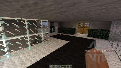 Modern House new 2 for Minecraft