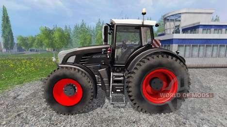 Fendt 936 Vario SCR for Farming Simulator 2015