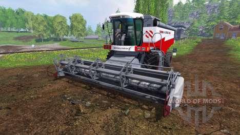 Torum-740 v1.5 for Farming Simulator 2015