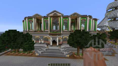 Ithea Puerto San Padre for Minecraft