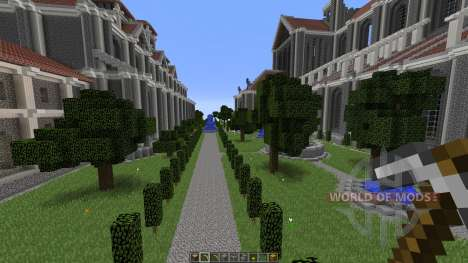 World of Vicecraft The Monastery for Minecraft
