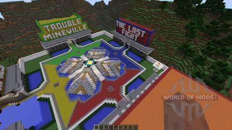 Hub Spawn for Minecraft