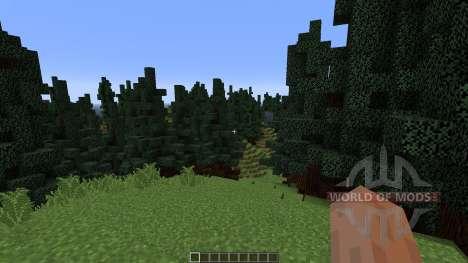 Alpine Valley for Minecraft