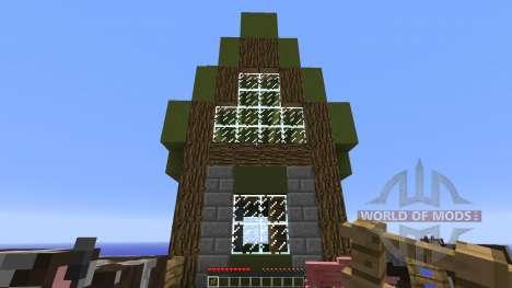 Elven-Sanctuary for Minecraft