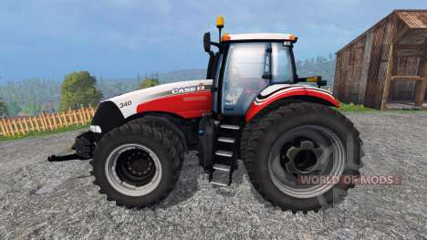 Case IH Magnum CVX 340 v3.0 for Farming Simulator 2015