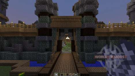 Old Castle for Minecraft