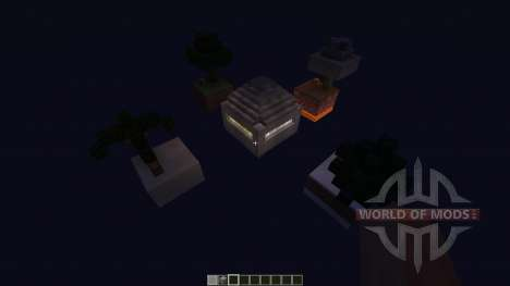Space Block for Minecraft