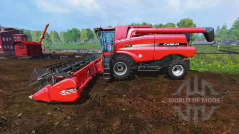 Case IH Axial Flow 7130 for Farming Simulator 2015