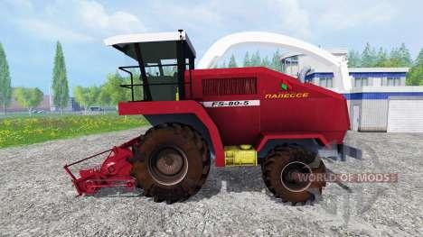 Palesse FS80 for Farming Simulator 2015