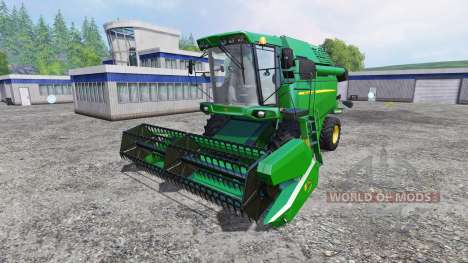 John Deere W440 for Farming Simulator 2015