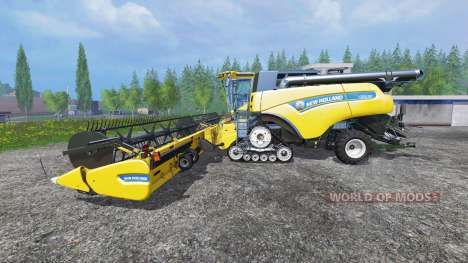 New Holland CR10.90 [multi camera] for Farming Simulator 2015