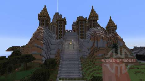 City of BjornBurg for Minecraft