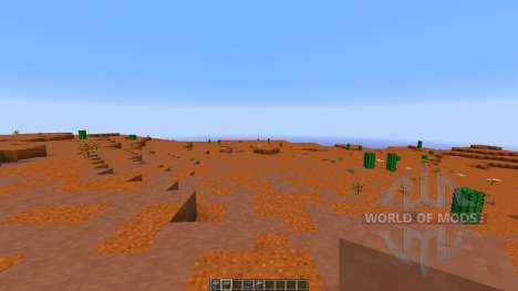 RedMountain for Minecraft