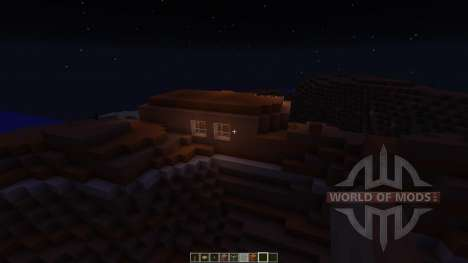 Mysterious Island House SujeeTV for Minecraft