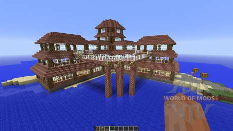 Vacation House for Minecraft