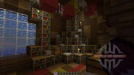 Pex a Steampunk for Minecraft