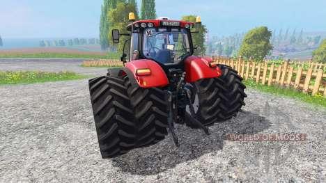 Case IH Puma CVX 165 FL v1.4 for Farming Simulator 2015