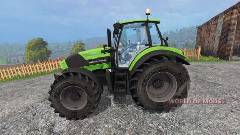 Deutz-Fahr Agrotron 7250 TTV v4.0 for Farming Simulator 2015
