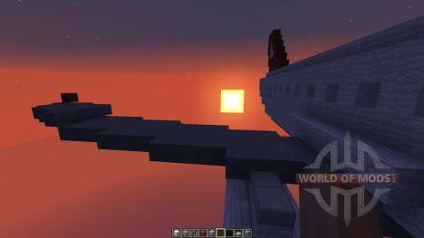 Turkish Airlines for Minecraft