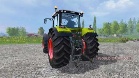 CLAAS Arion 650 v2.5 for Farming Simulator 2015