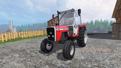 Massey Ferguson 698 for Farming Simulator 2015