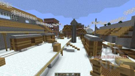 Coldcroth The Province of Bone and Scale for Minecraft