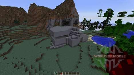 Hidden Shelter for Minecraft