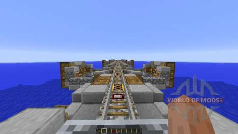 Rollerquester The Kingdom of Arkade for Minecraft