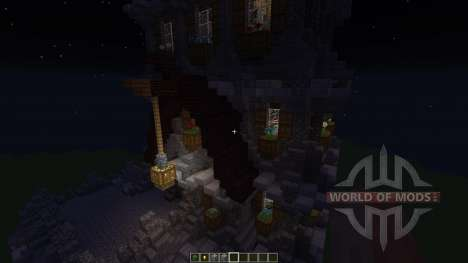 Fantasy Castle Vadact for Minecraft