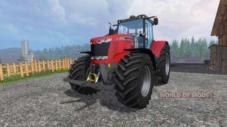 Massey Ferguson 7626 for Farming Simulator 2015