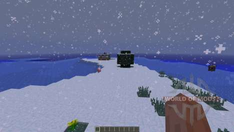 SMALL ISLAND IN HE ARCTIC OCEAN for Minecraft