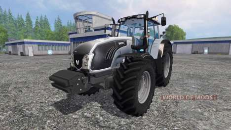 Valtra T163 for Farming Simulator 2015