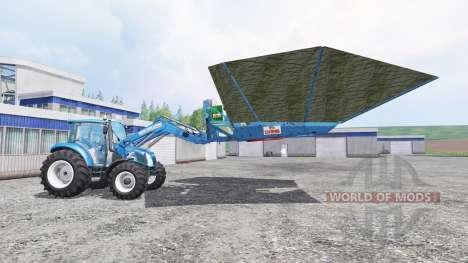 Estupina Paraguas v2.0 for Farming Simulator 2015