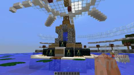 Futuristic Medieval Minecraft Survival Games for Minecraft