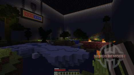 Battle Of Kingdoms Destruye el nucleo for Minecraft
