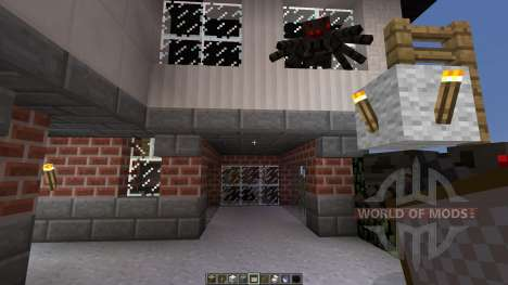 Classic house for Minecraft