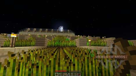 MEGA Wheat Farm 6604 SEEDS Updated for Minecraft