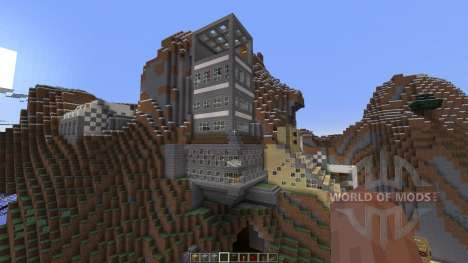 Castle Aethra for Minecraft