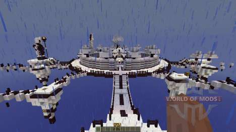 Quarzite Islands Survivalgames for Minecraft
