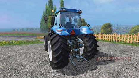 New Holland T8.320 [edit] for Farming Simulator 2015