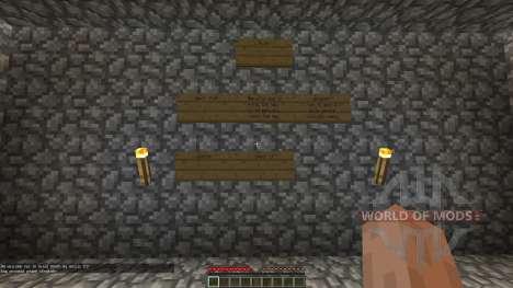 AvoidDeath for Minecraft