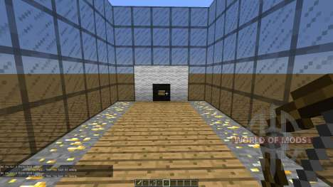 Fence Jumping for Minecraft